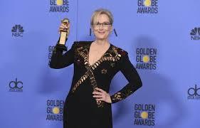 Meryl Streep dice la sua sull'elezione di Trump e non solo!
