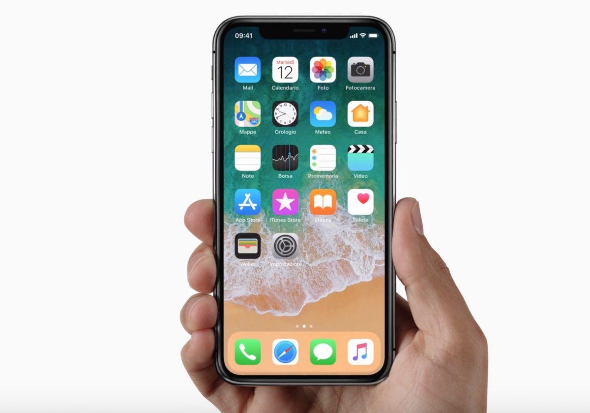Scopri le caratteristiche dell'iPhone X!