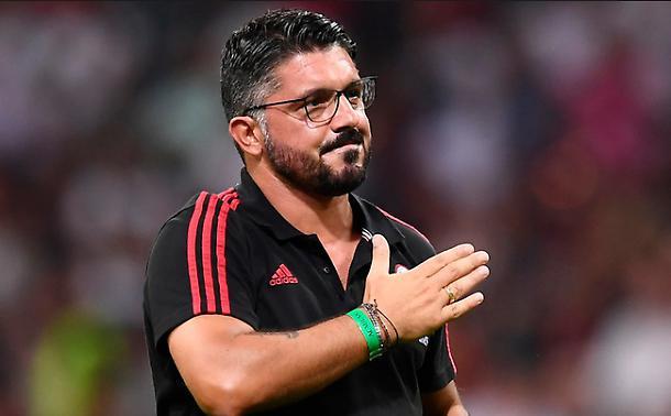 """Gattuso difende il Milan: """"è ancora una grande squadra!"""""""